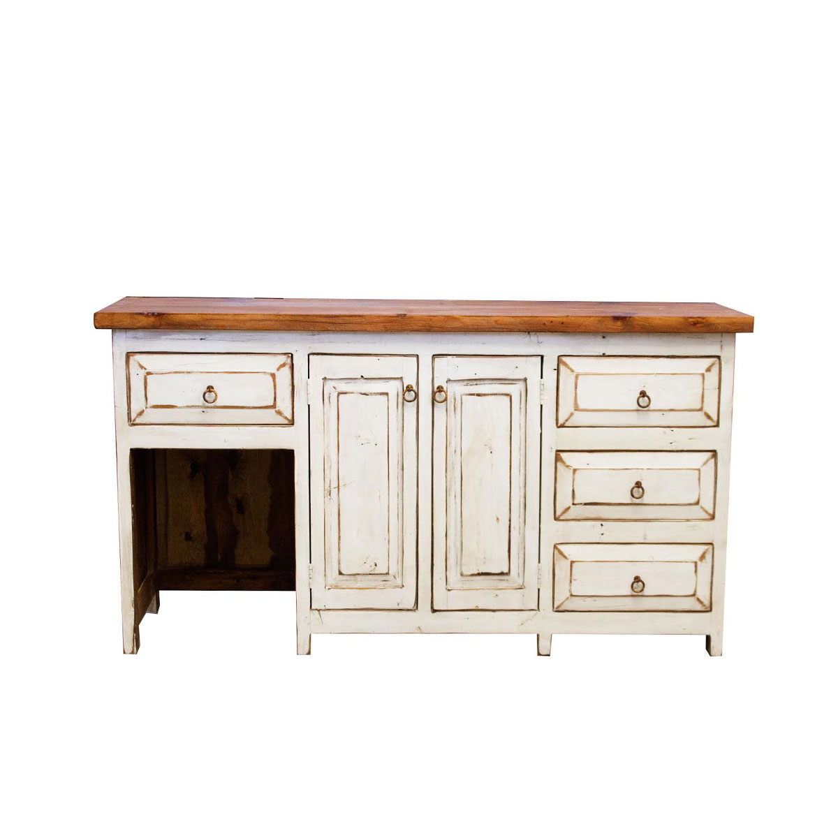 Purchase Rustic Vanity With Sitting Area Online