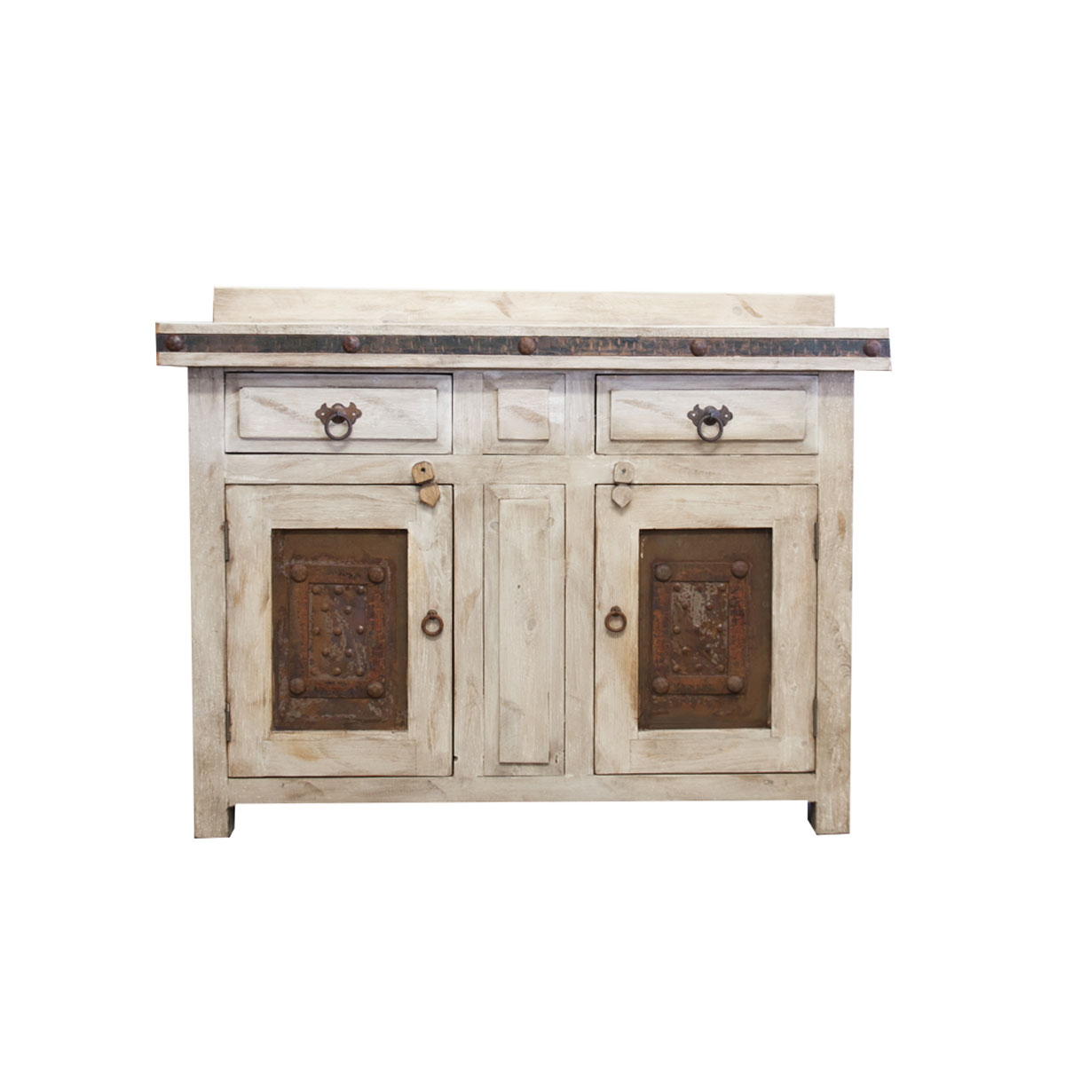 Order Rustic White Vanity Online Made From Solid Wood