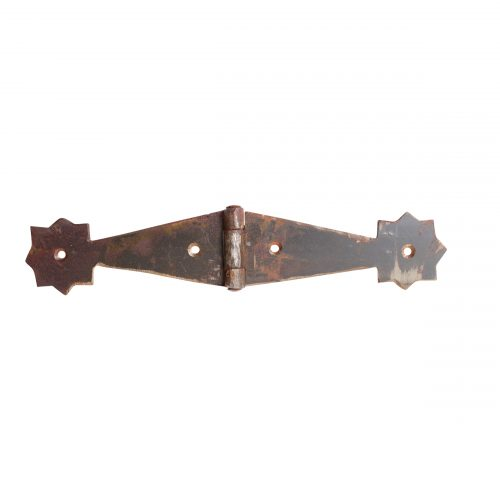 Double Star Rustic Hinge