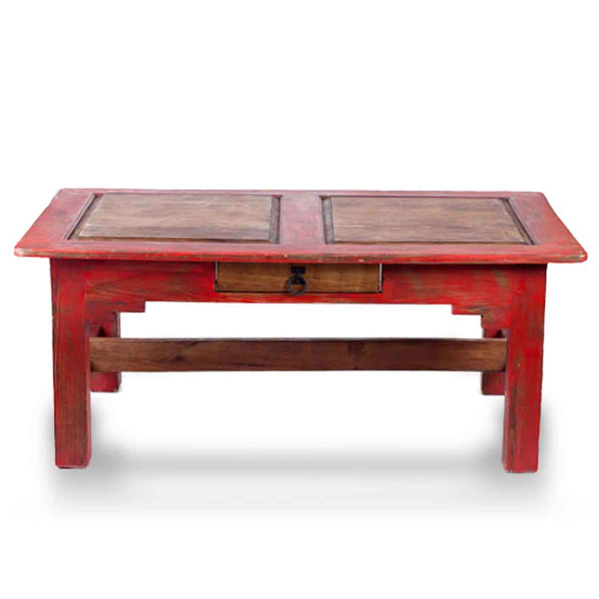 Buy Acuna Rustic Coffee Table Online Made From Kiln