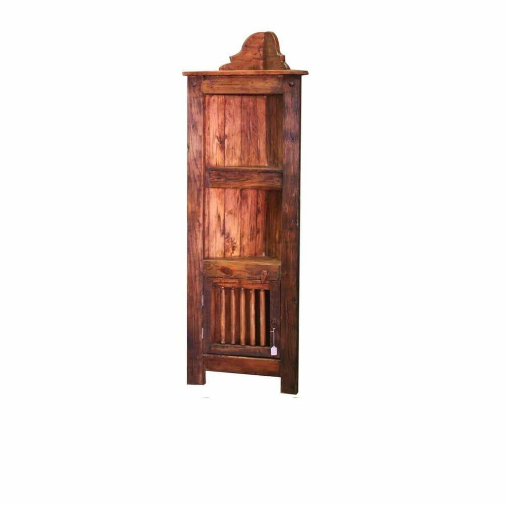 mesilla corner linen cabinet