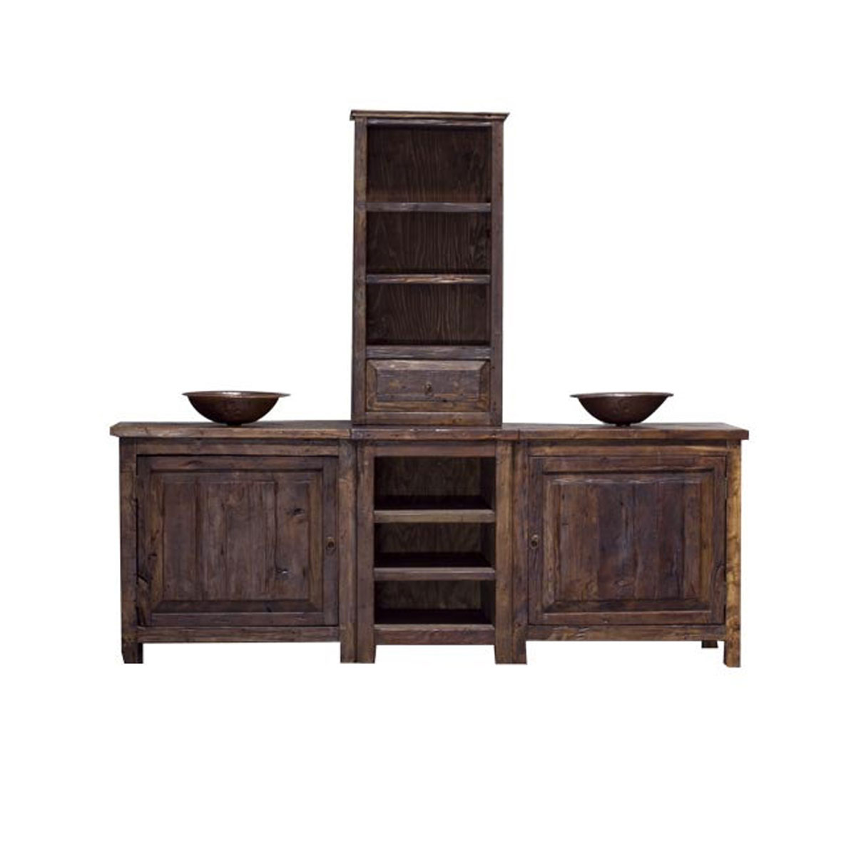 Buy Large Alto Double Sink Vanity Online Made From 100 Reclaimed Wood