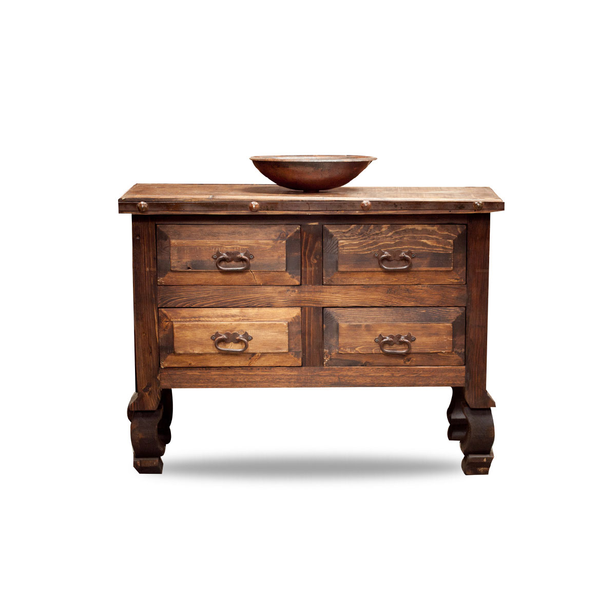 Order small bathroom vanity with yugo legs and 4 drawers - Small bathroom vanity with drawers ...