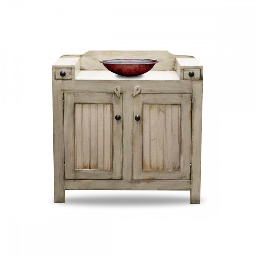 farmhouse vanity