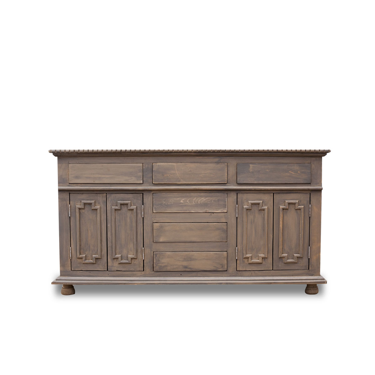 Buy Rustic Farmhouse Vanity in Grey Washed Color Online