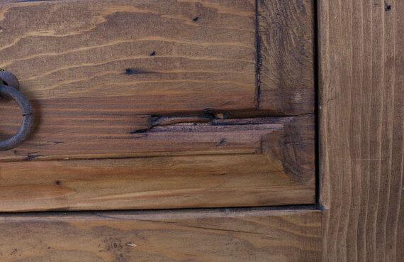 Rustic Linen Cabinet 3 15414