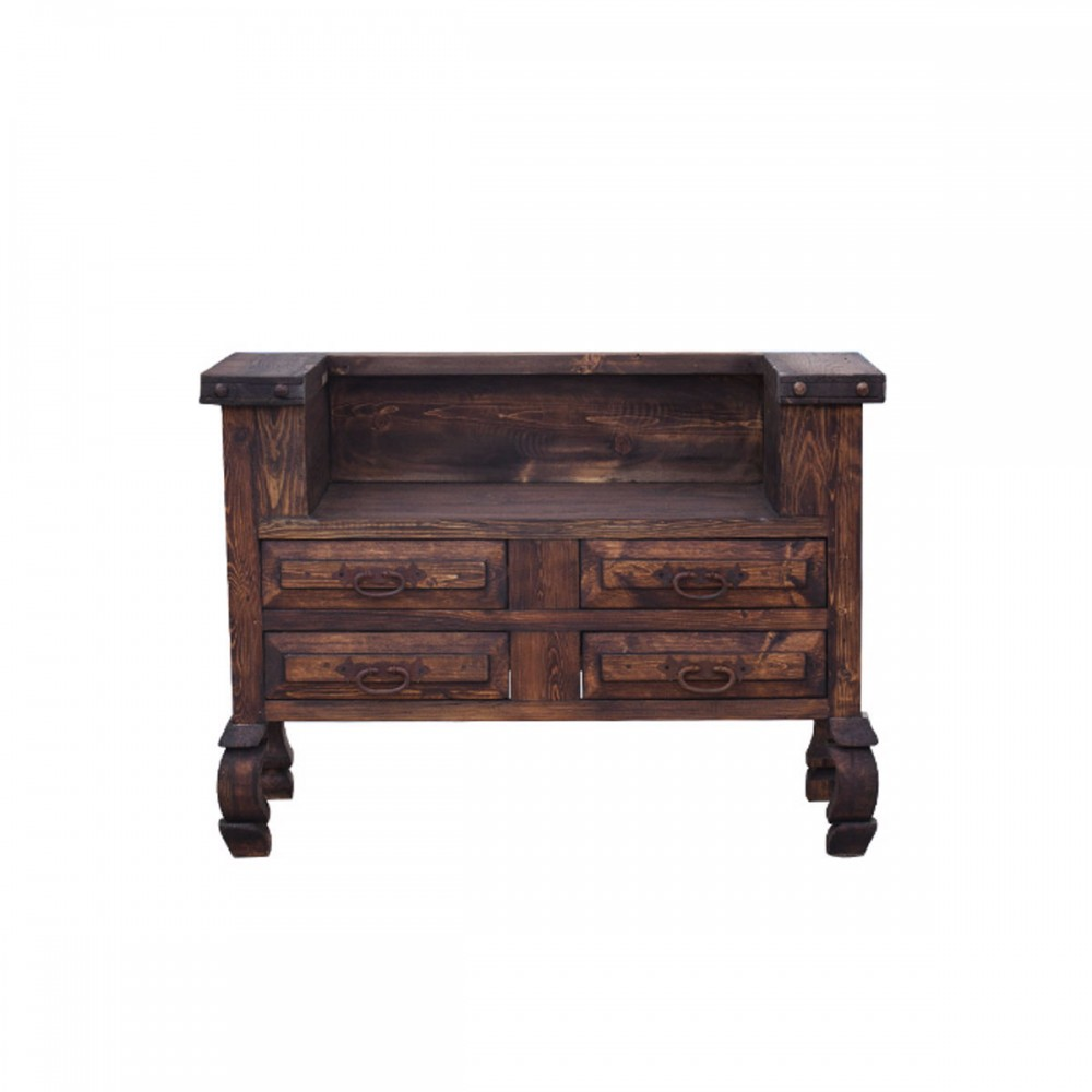 Apron Front Rustic Vanity