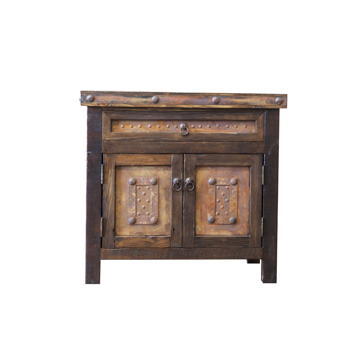 Buy Reclaimed Vanity With Metal Online