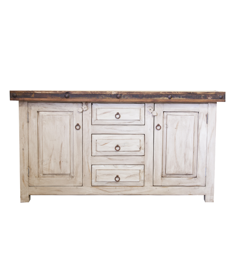 White Wash Bathroom Vanity 905423 New Wood