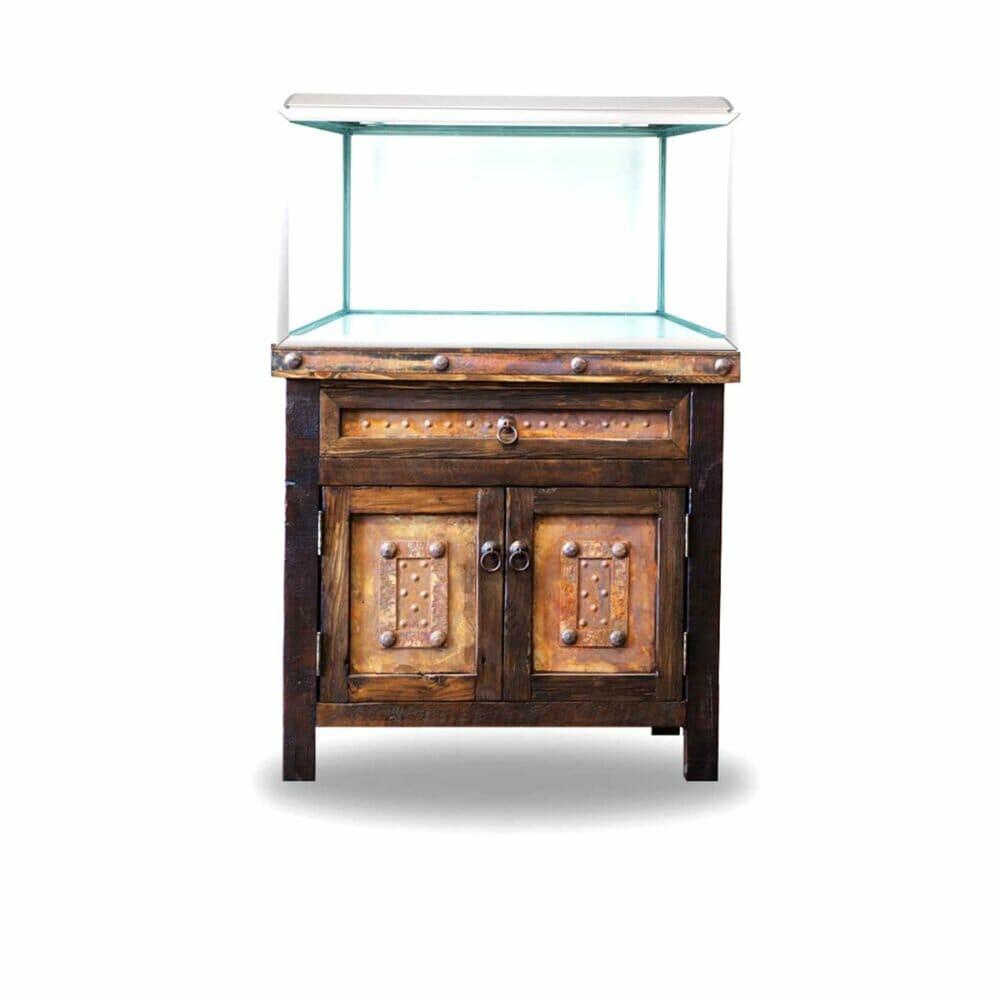 custom aquarium stand