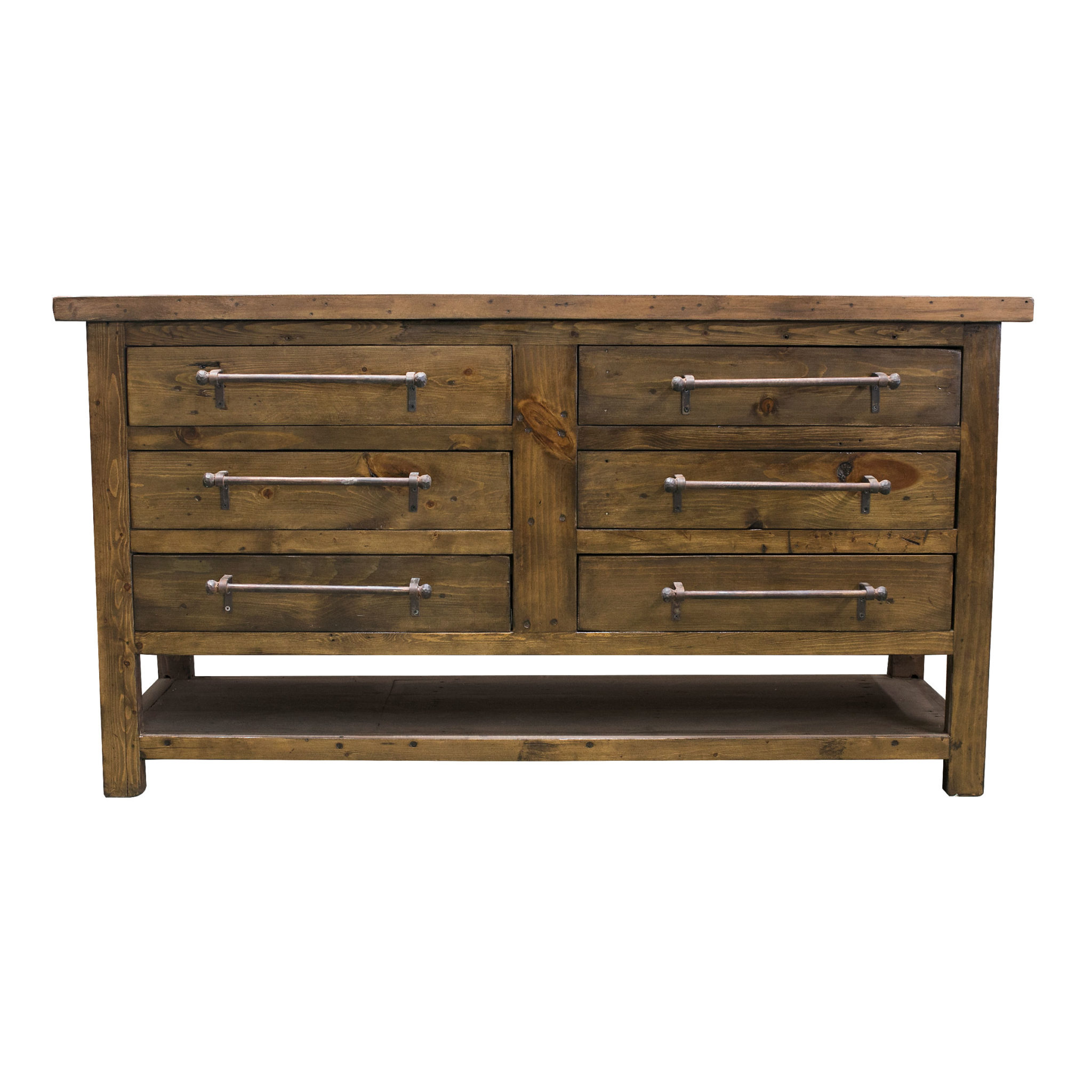 Buy Logan Rustic Bathroom Console line