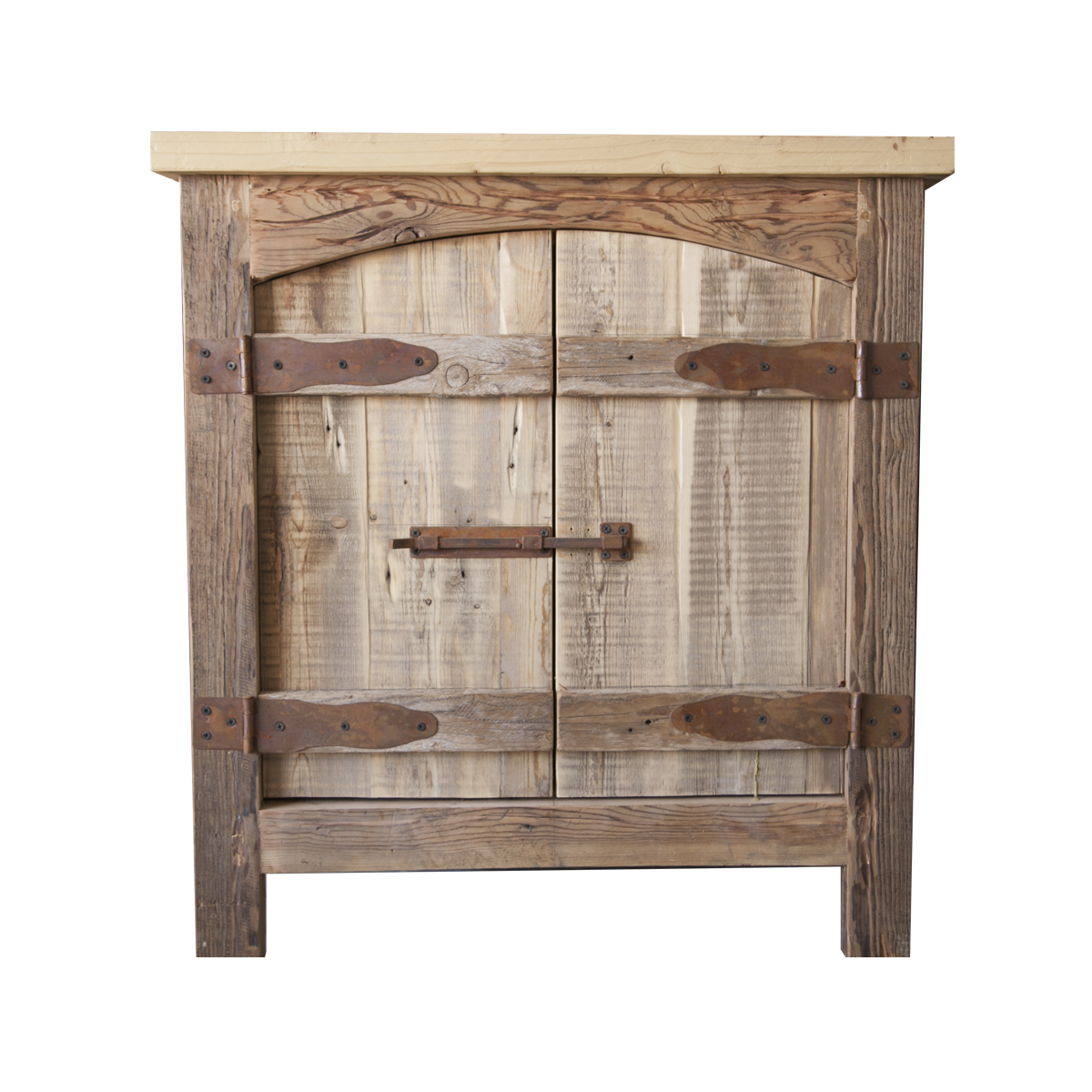 Mission Vanity For Sale Crafted From 100 Reclaimed Lumber