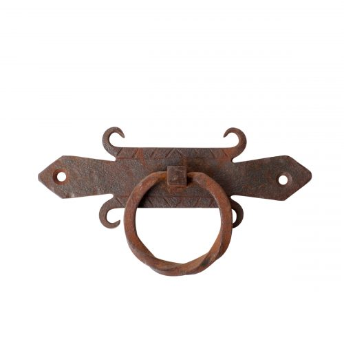 Decorative Pull with Round Handle
