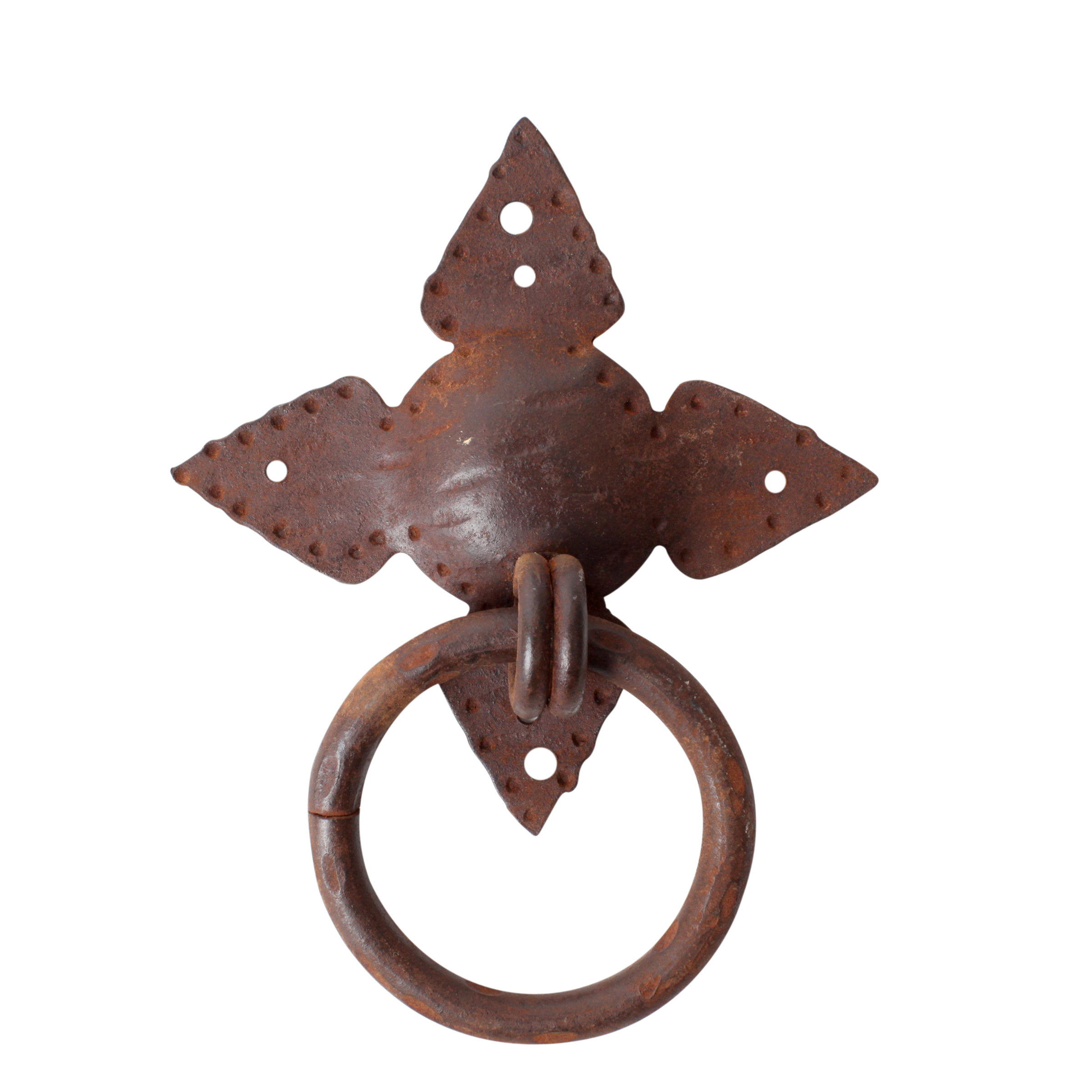 Forged Iron Star Pull