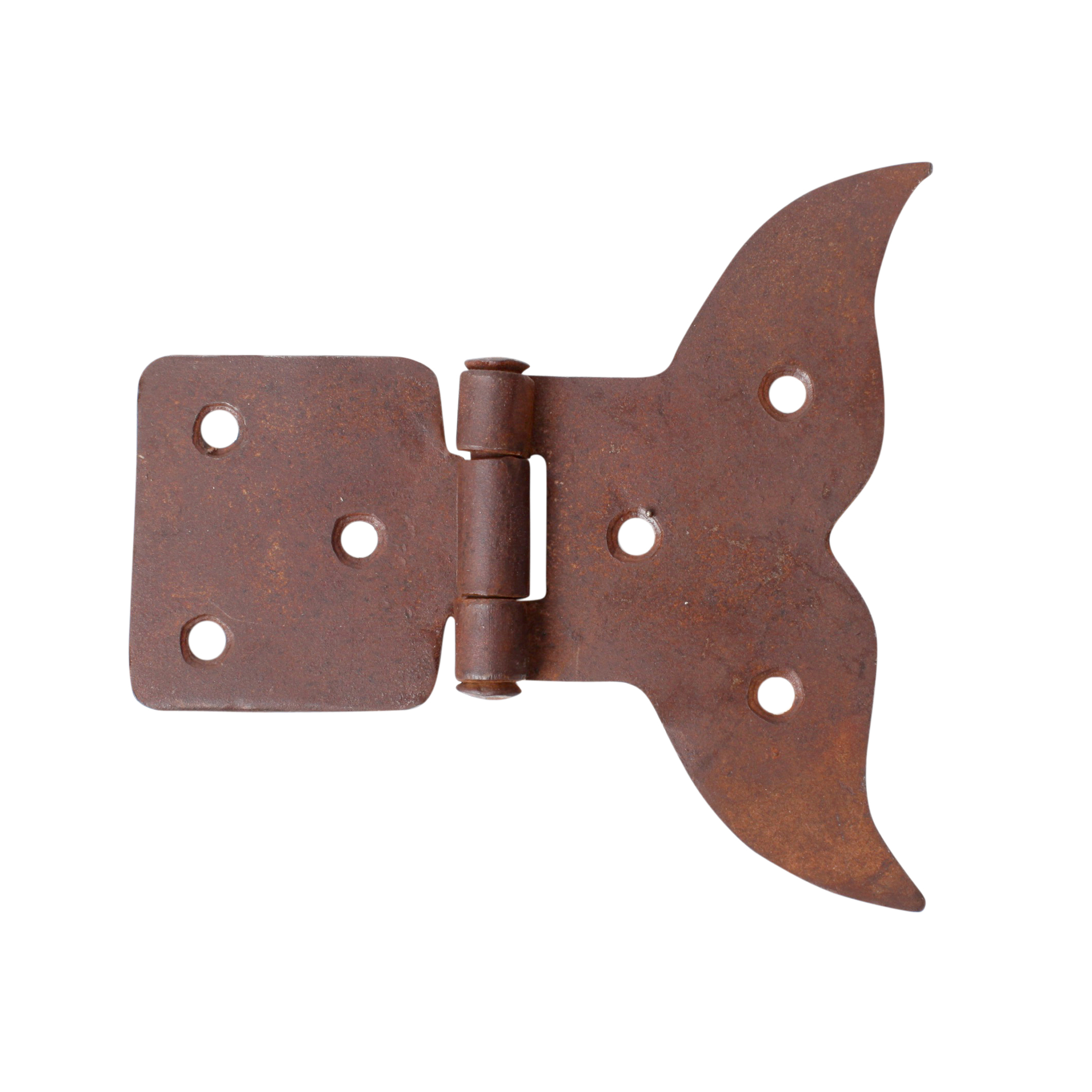 old world rustic hinge small