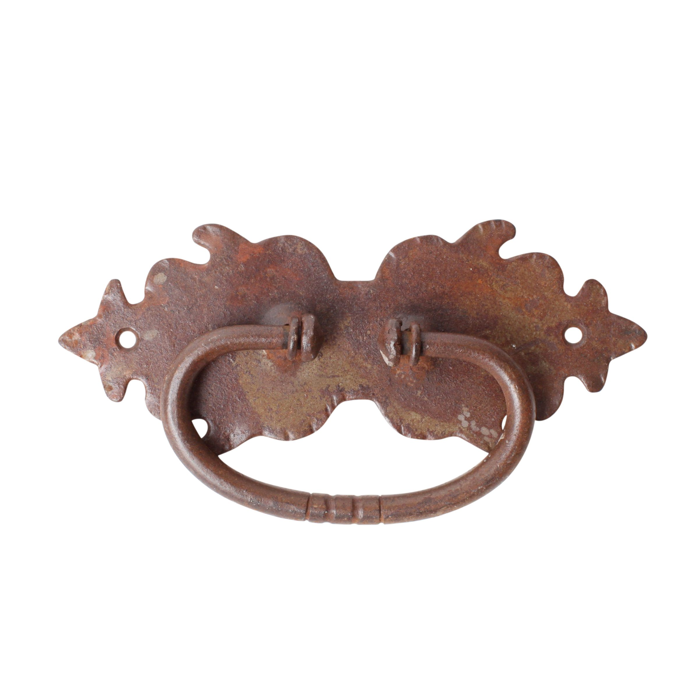 Old World Forged Iron Pull