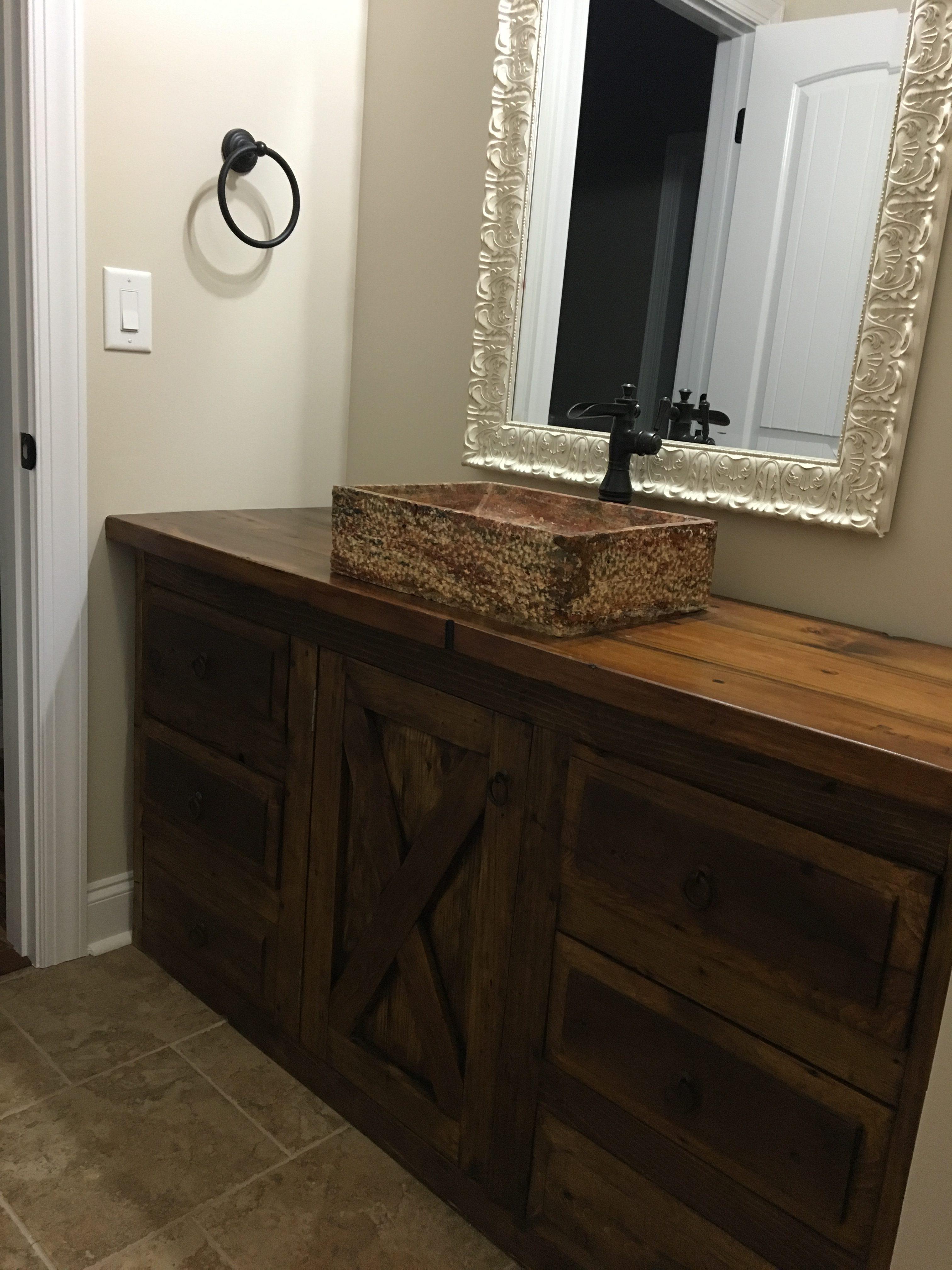 danny reclaimed custom vanities or bathroom excellent built wood unique cabinet barn rustic innovative small eyagci vanity for com creativity