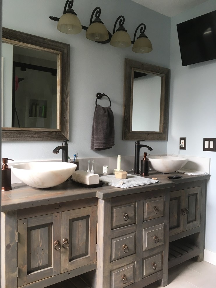 Buy Robertson Reclaimed Bathroom Vanity Online