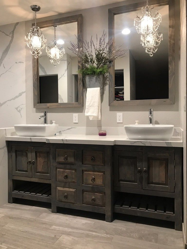 Bathroom Vanity Extended Over Toilet: Buy Robertson Reclaimed Bathroom Vanity Online