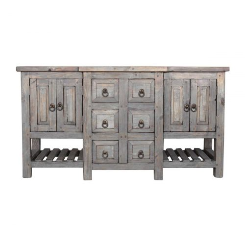 Reclaimed Wood Vanities Buy Reclaimed Wood Vanity Online FoxDen - Reclaimed wood bathroom vanity for sale
