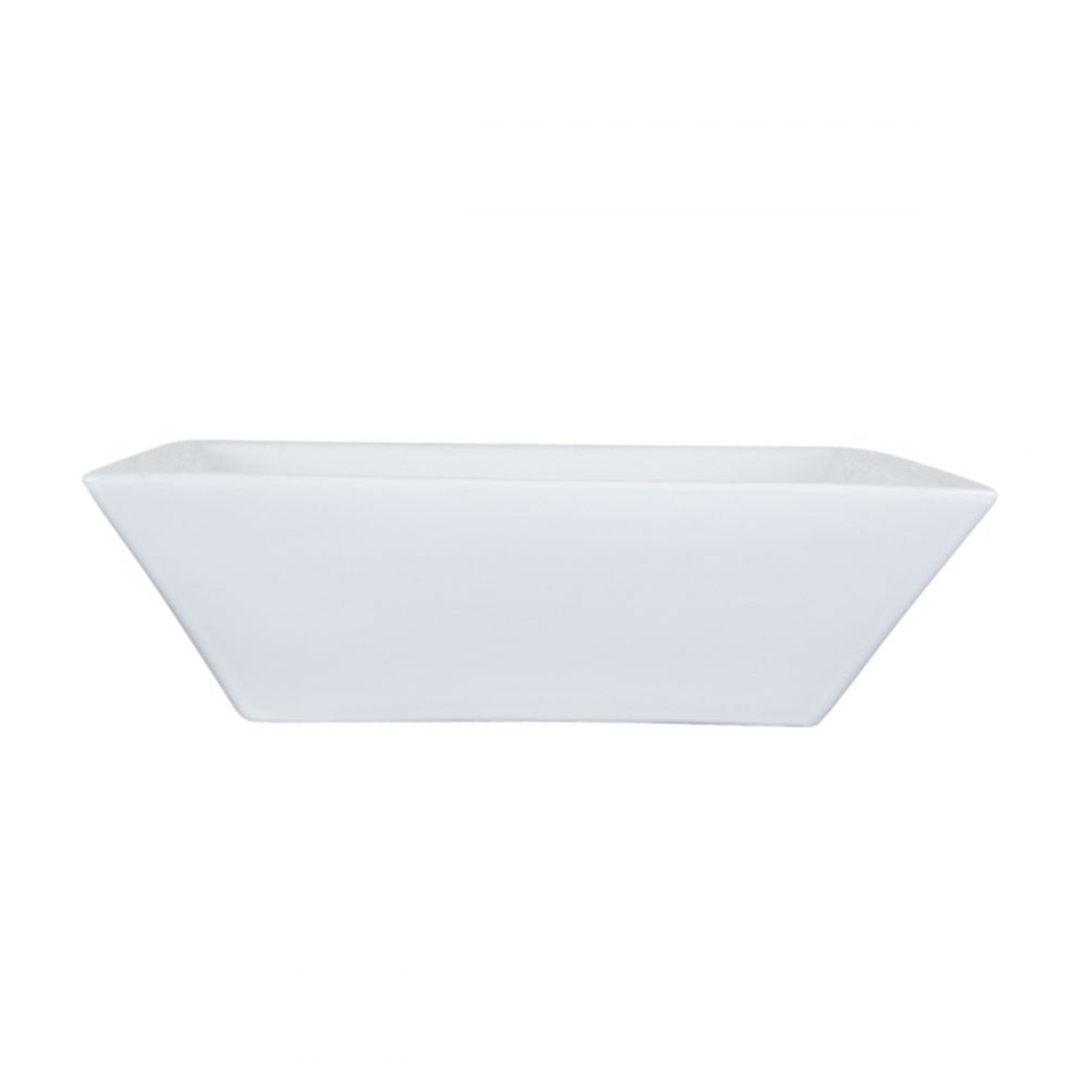 Square Vessel Ceramic Sink