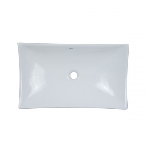 Large Rectangle Vessel Ceramic Sink