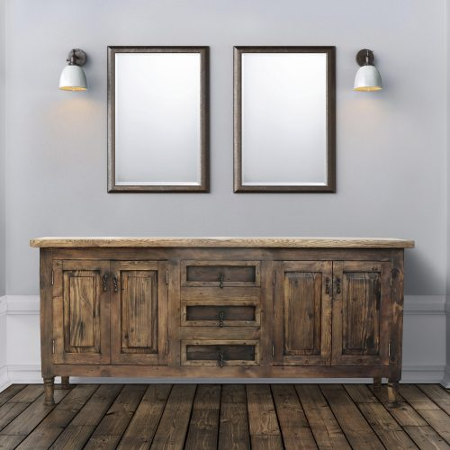 custom vanity in stock