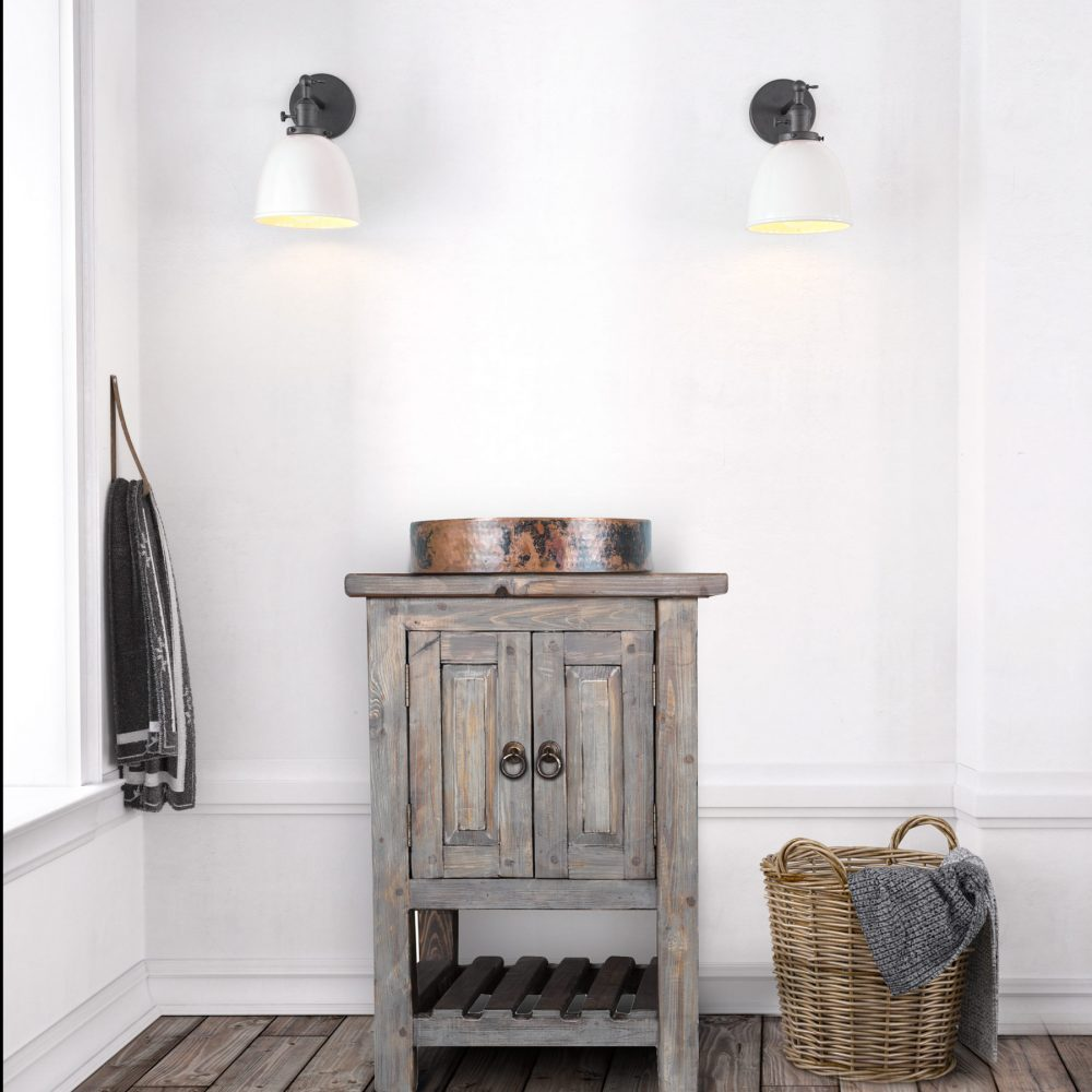 robertson small bathroom vanity