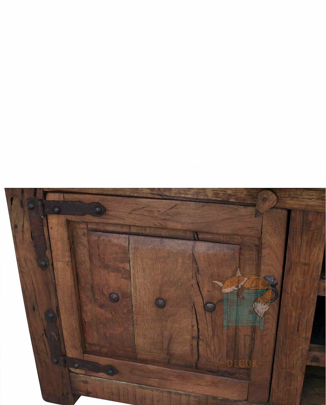 Buy Alton Double Sink Vanity Online Mesquite Wood Vanity