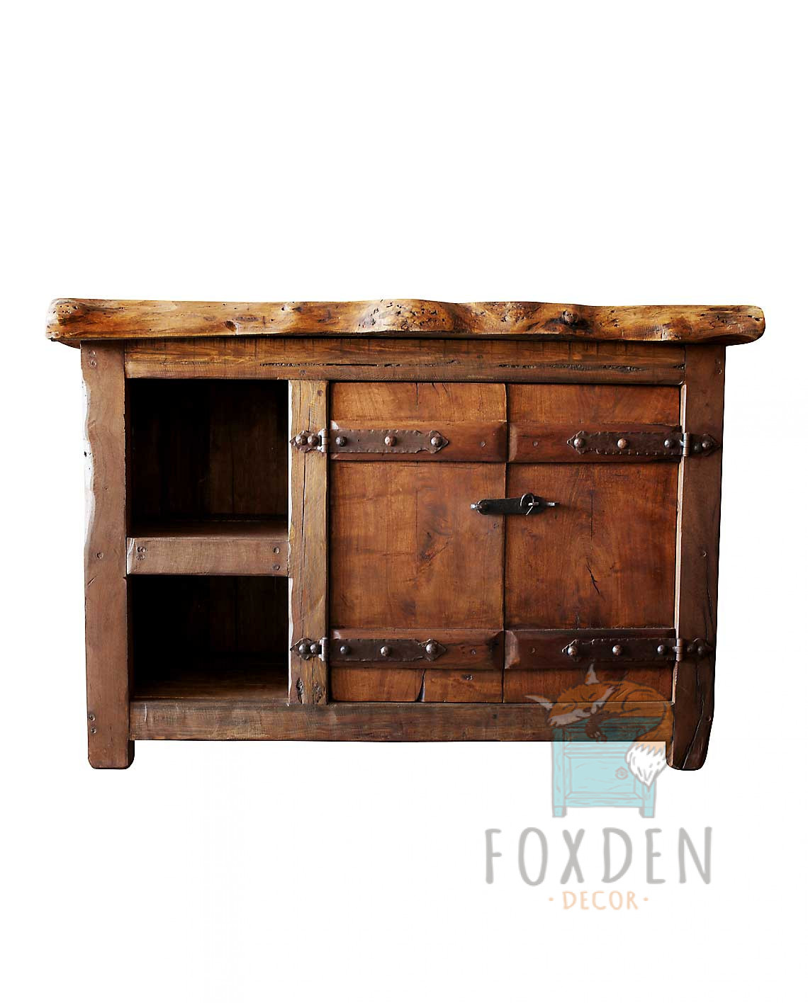 Purchase Banshee Rustic Vanity Online Handcrafted Wood