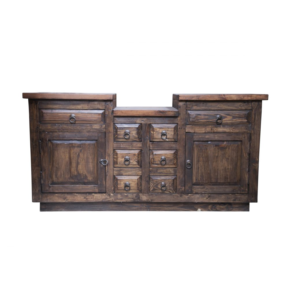 6 drawer bramlet vanity