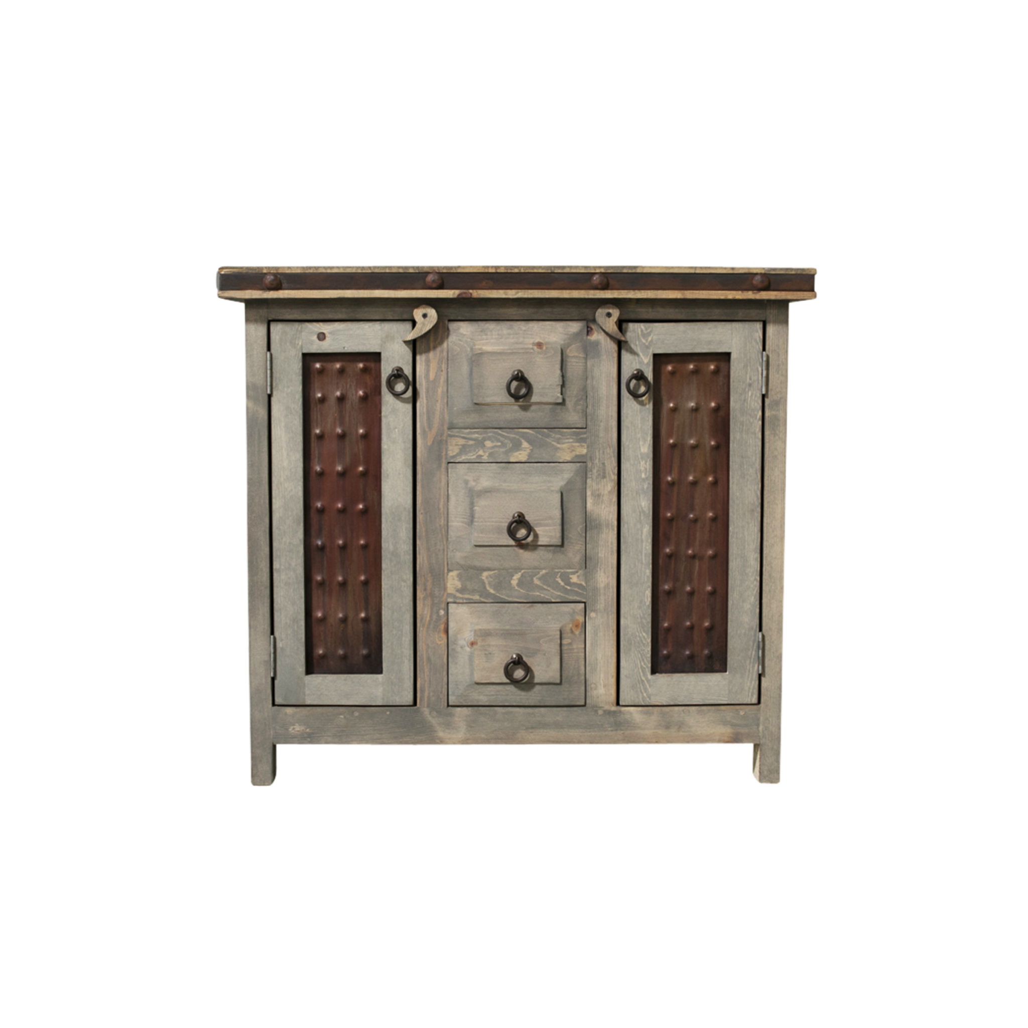 style of doors vanities wood double on custom gorgeous furniture sink vanity amusing base santa weathered fe rustic southwest demejico spanish bathroom