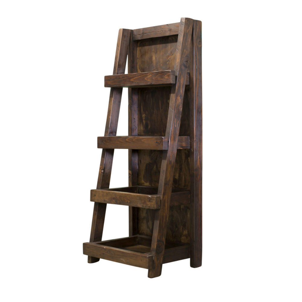 emmett reclaimed vanity ladder