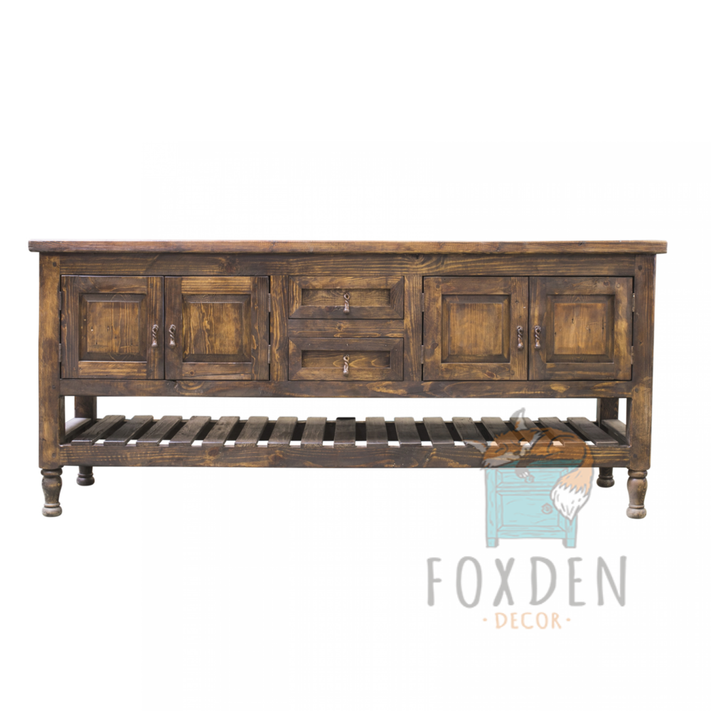 bronson double console
