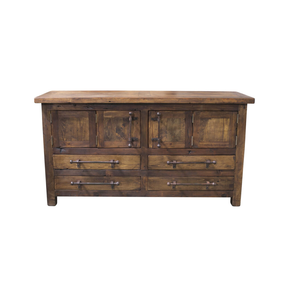 alistair rustic console