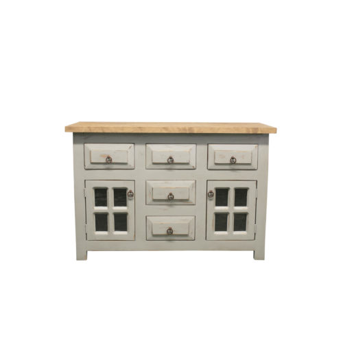cottage farmhouse console