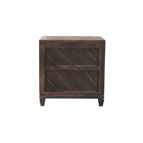 kinley reclaimed nightstand