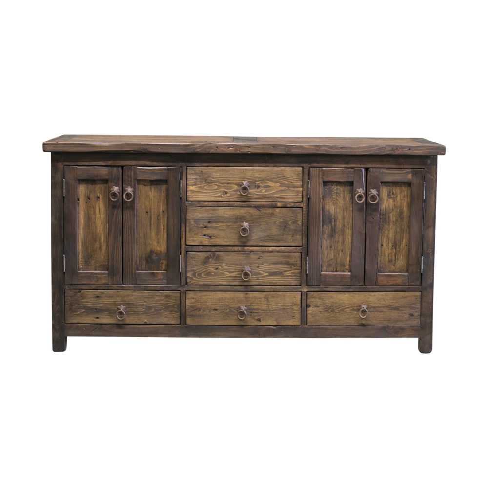 willow reclaimed double vanity