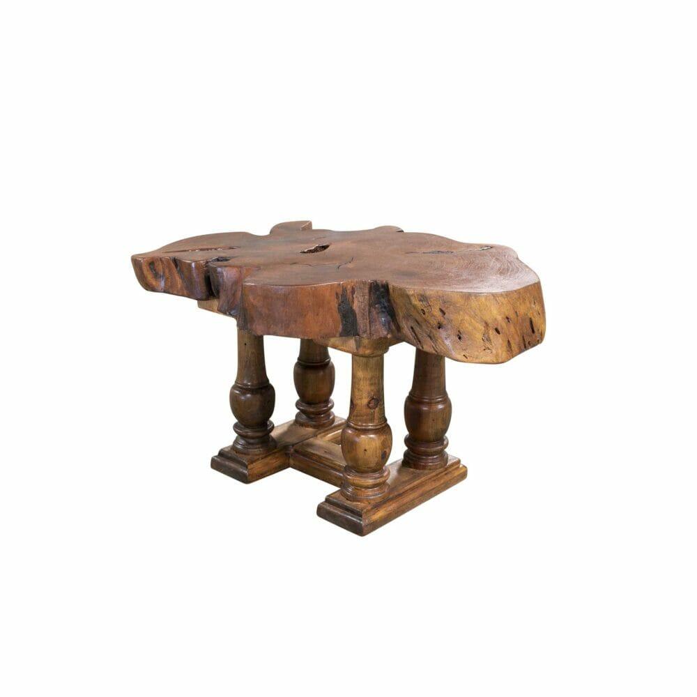 live edge seville table
