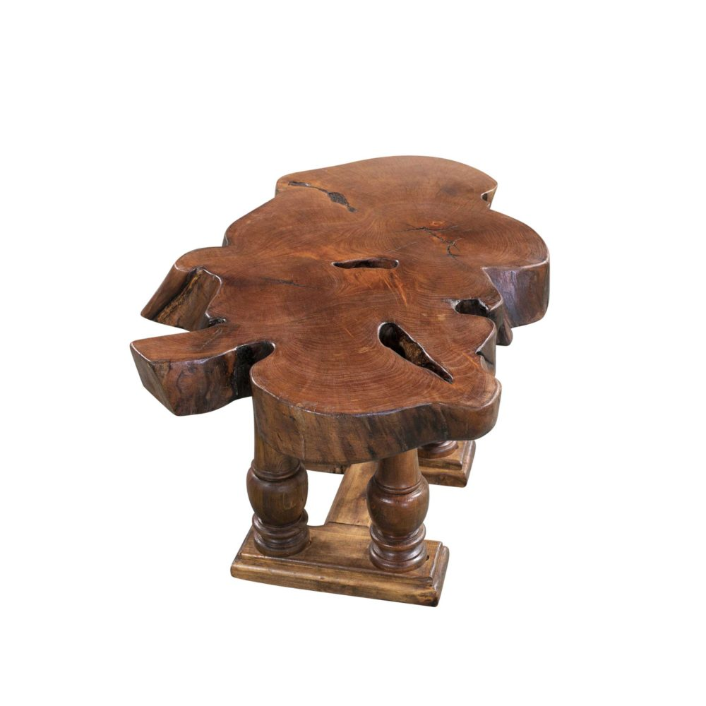 eucalyptus table