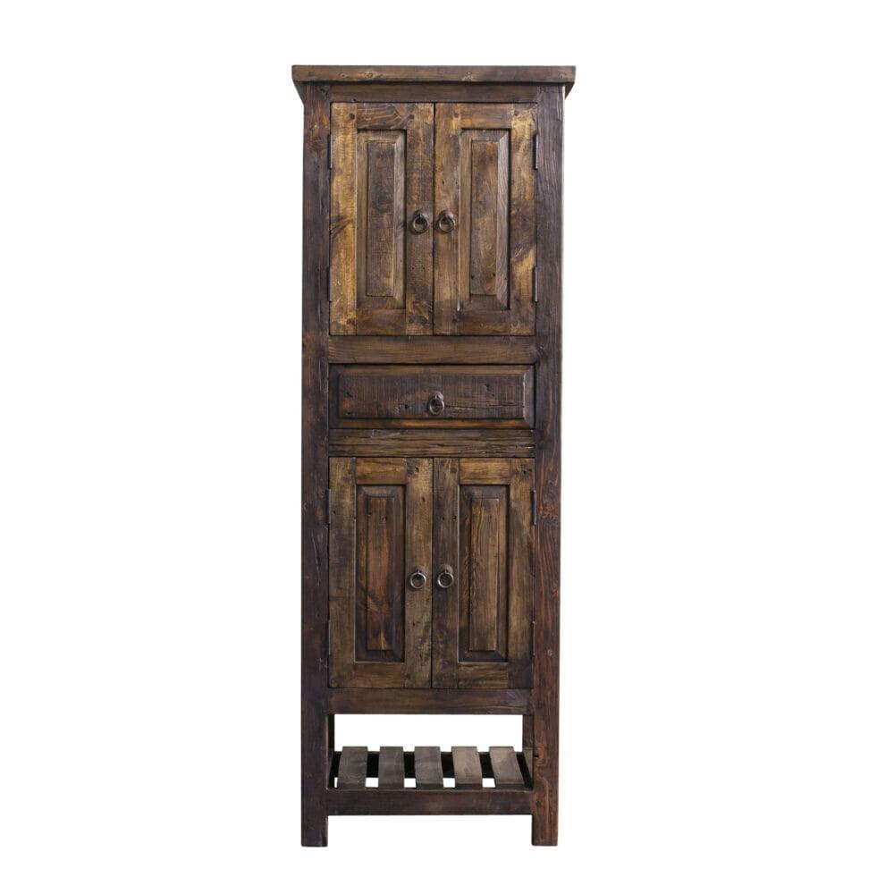 Robertson Reclaimed linen cabinet