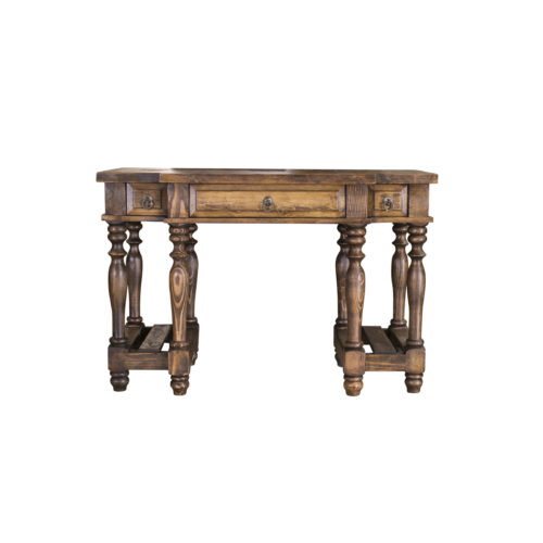 presley writing desk front