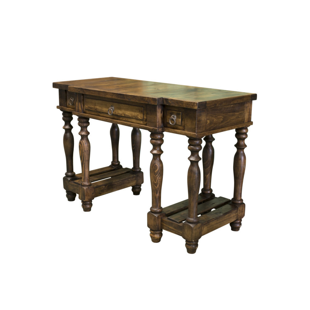 presley writing desk side top