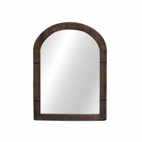 juno arched mirror