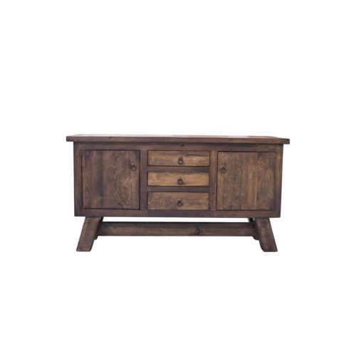 scarlett double sink reclaimed vanity