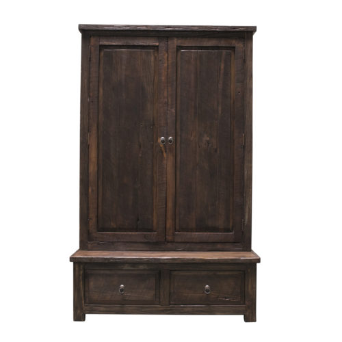 ivory adventure armoire front